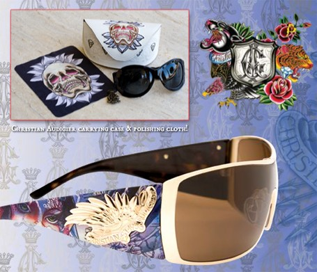 Christian Audigier Eyewear